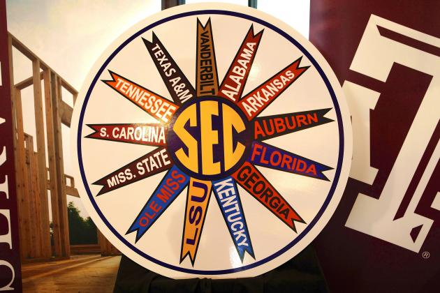 SEC Football: Don't Expect a Conference-Wide Drug Policy Anytime Soon