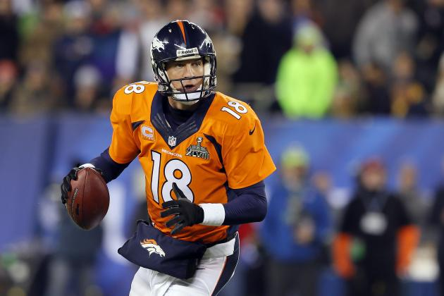Peyton Manning Reportedly Passes Physical: Examining Broncos' 2014 Salary Cap