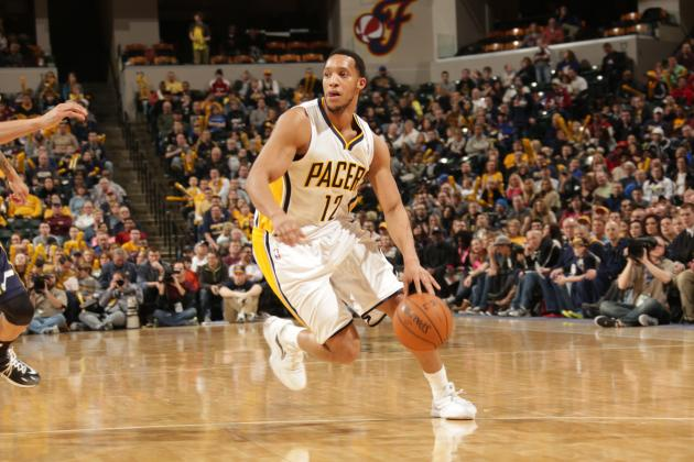 How Is Evan Turner Fitting In with Indiana Pacers?