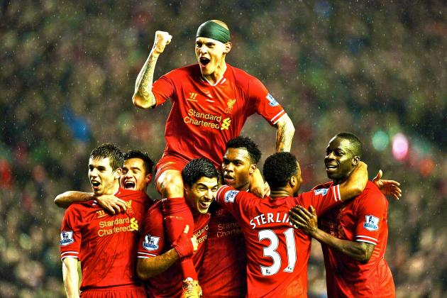 Liverpool Future Looks Bright as 2013 Accounts Show Continued Growth