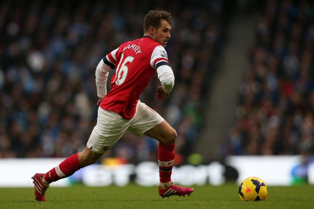 Aaron Ramsey and Arsenal Agree on Contract Extension