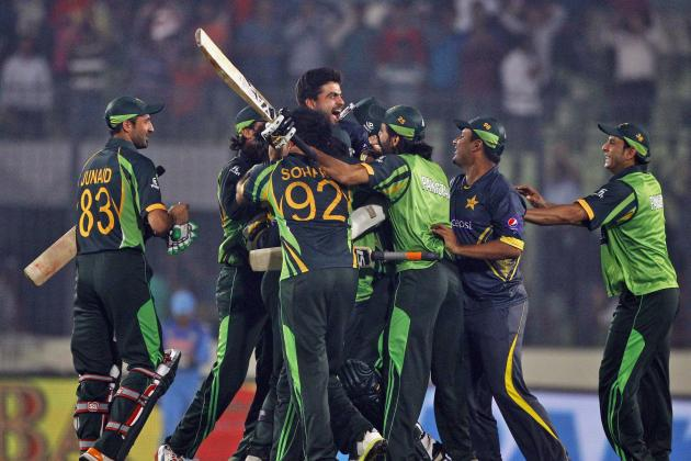 India vs. Pakistan, Asia Cup ODI: 67 Students Sent Home for Celebrating Win