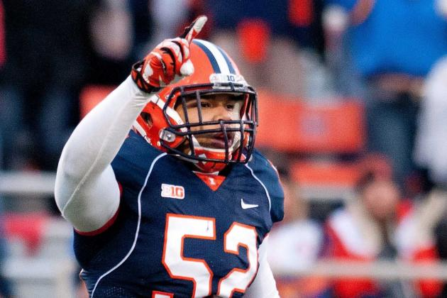Illinois Football Spring Season Gets Rolling This Week