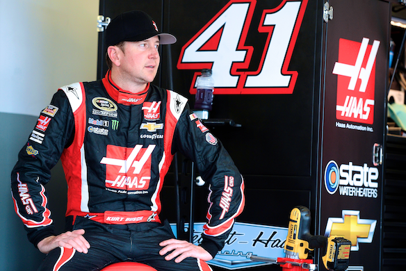 Kurt Busch Will Attempt to Race in Indy 500 and Coca Cola 600 on Same Day