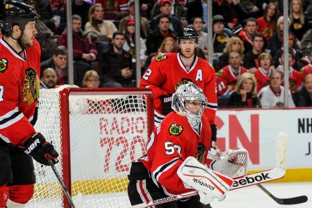 Colorado Avalanche vs. Chicago Blackhawks Live Blog: Updates and Analysis