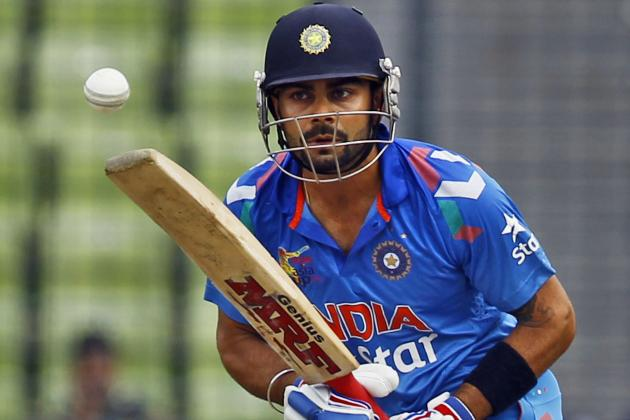 Afghanistan vs. India, Asia Cup ODI: Date, Time, Live Stream, TV Info, Preview
