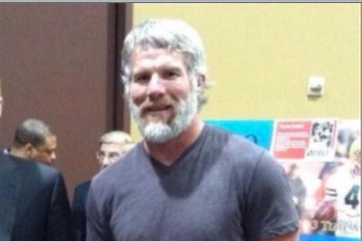 Brett Favre's Gray Beard and Muscles Are Completely Out of Control