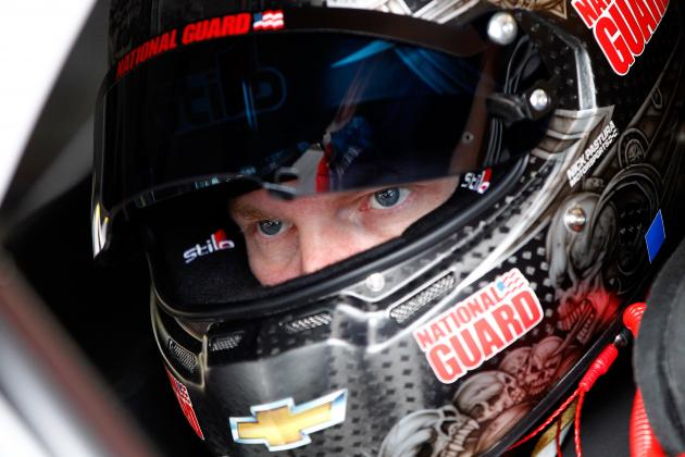 Dale Earnhardt Jr: Latest News and 2014 Sprint Cup Ranking Ahead of Kobalt 400