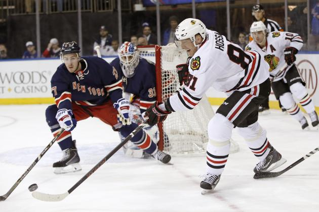 Will Marian Hossa's Upper Body Injury Cause Key Problems for Blackhawks?
