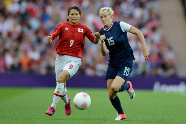 USA vs. Japan Women's Soccer: Preview and Prediction for 2014 Algarve Cup