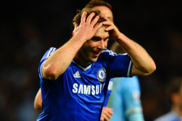 Why Chelsea Must Ensure Branislav Ivanovic Doesn't Defect to PSG