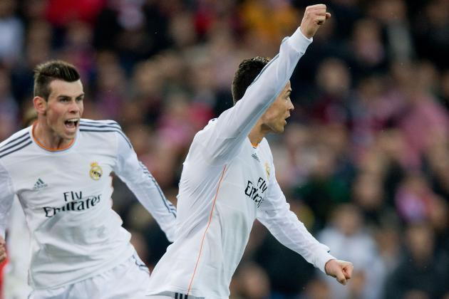 Cristiano Ronaldo's Late Heroics vs Atletico Further Prove He's World's Greatest