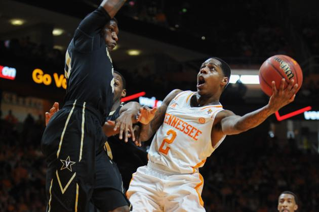 UT Makes Tournament Statement with Largest-Ever Win over Vandy