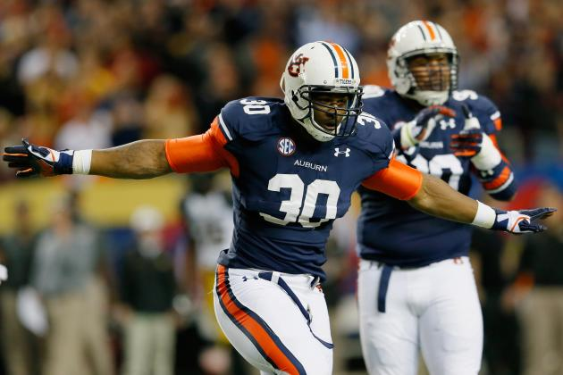Auburn Football: What We Learned from Tigers' 2014 Pro Day