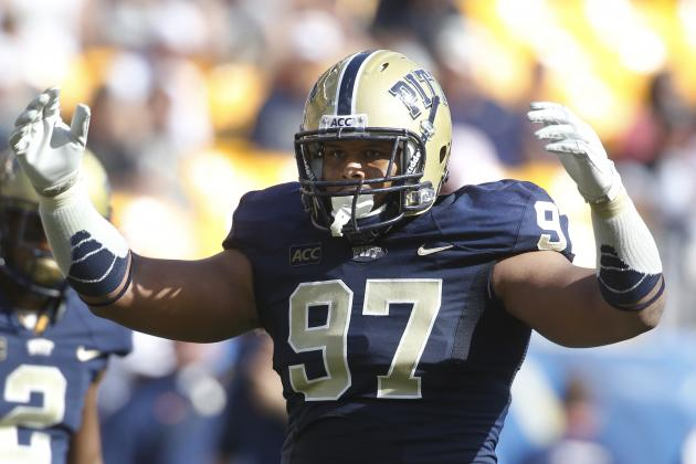 2014 NFL Draft: Is It Aaron Donald or Bust for Dallas Cowboys in First Round?