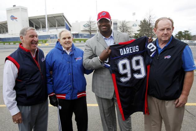 Re-Grading the Buffalo Bills' 2011 NFL Draft Class
