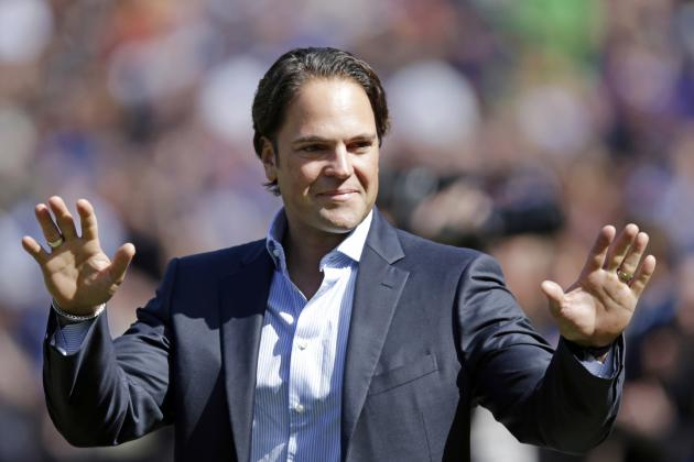 Mike Piazza Talks About Travis d'Arnaud's game