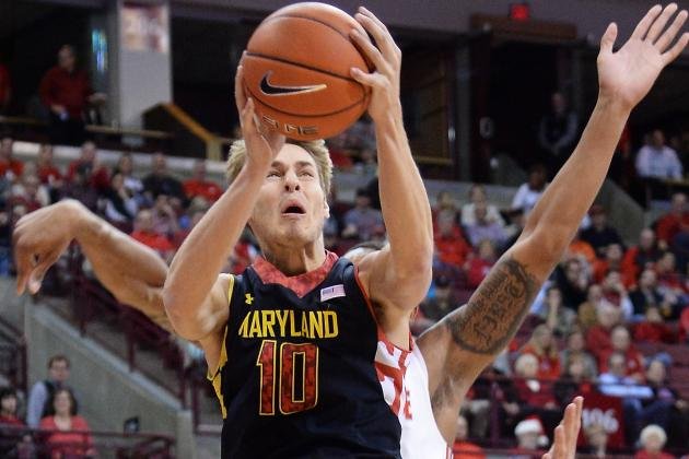 Pregame Notes: Terps Want Jake Layman to Keep Shooting