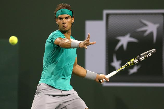 Indian Wells 2014 Draw: Results, Player Seedings, Brackets and Twitter Reaction
