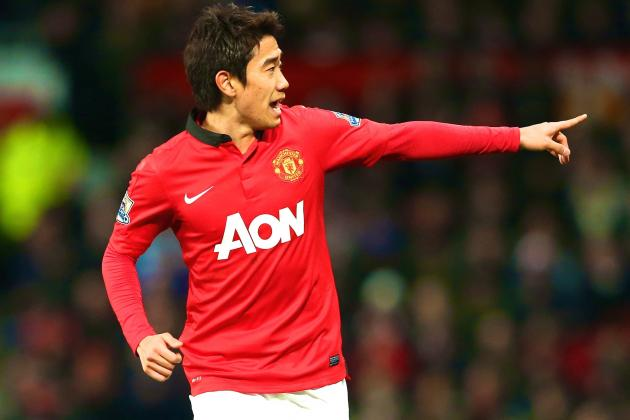 It Might Be Time to Accept Shinji Kagawa Is Better off Leaving Manchester United