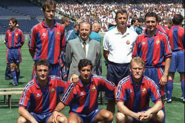 Picking a Best XI for Every Barcelona Decade Since the 1960s