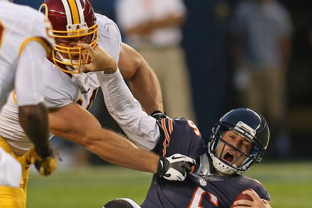 Redskins Release Adam Carriker, Sav Rocca