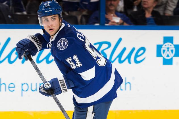Filppula Ready to Go vs. Blues, Johnson a Question Mark