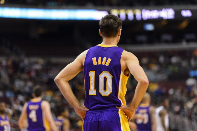 Steve Nash's NBA Career Doesn't Deserve to End Like This