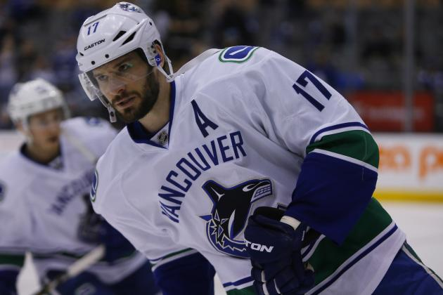 Potential Ryan Kesler Deal Ignores Pittsburgh Penguins' True Needs