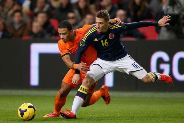 Manchester United Transfer News: Red Devils Wise to Move Focus to Santiago Arias