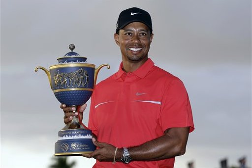WGC-Cadillac Championship 2014: Tee Times, Date and TV Schedule