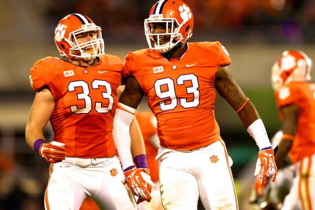 Dabo Swinney Suspends 4 Clemson Players for Season Opener vs. Georgia