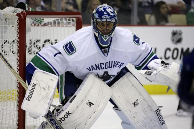 Roberto Luongo Traded to Panthers: Updates and Analysis of Multi-Player Deal