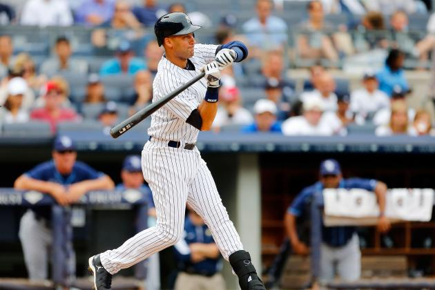Derek Jeter Is Poised to Overtake Paul Molitor on MLB All-Time Hit List