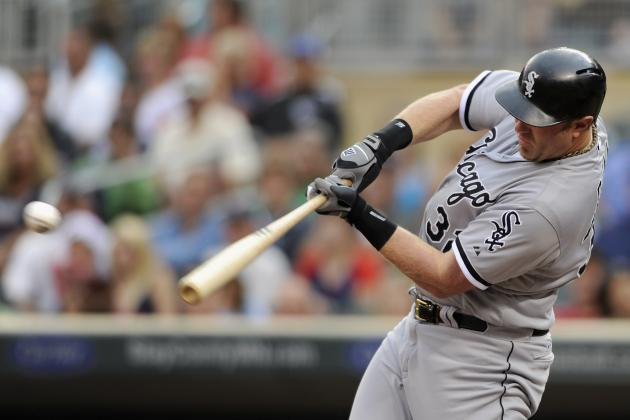Adam Dunn Takes Aim at 450-Homer Mark This Coming Season