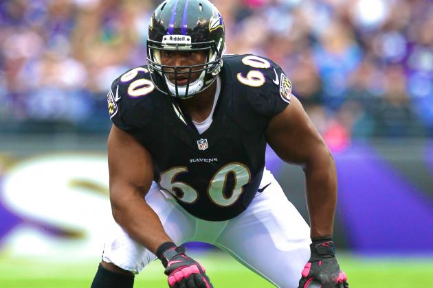 Is the Ravens' Choice Not to Tag Eugene Monroe Too Big of a Gamble?
