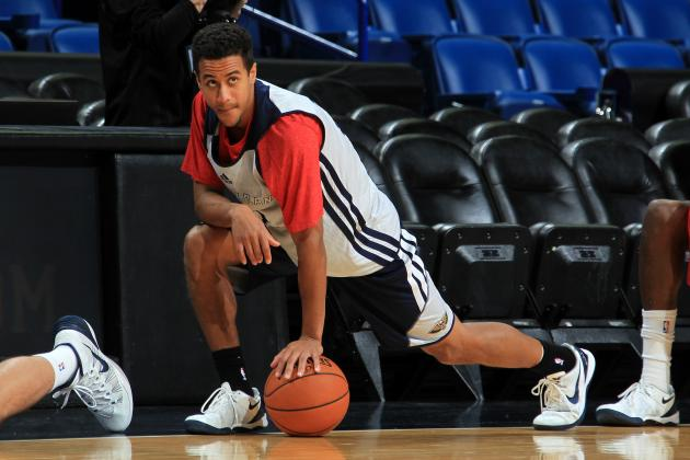 Pelicans' Brian Roberts Making Free Throws at Record Pace