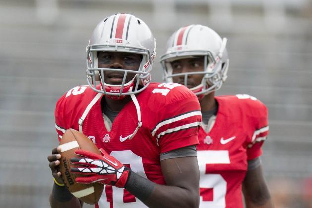 Ohio State Football: Breaking Down Buckeyes' Backup QB Battle