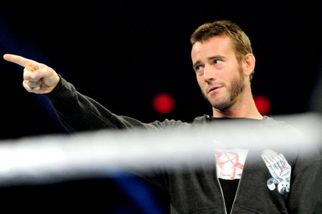 WWE Rumors: Examining Latest Buzz Around CM Punk, The Shield and More