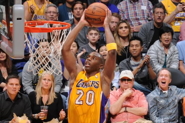 Jodie Meeks a Silver Lining in LA Lakers Nightmare Season