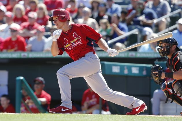 St. Louis Cardinals Bench Missing Much-Needed Muscle