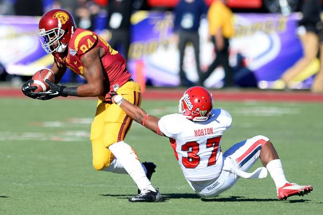 Spotlighting Darreus Rogers, USC's Most Intriguing Player to Watch This Spring
