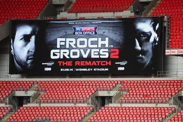 Carl Froch vs. George Groves: May 31 Rematch Marks Big Night for British Boxing