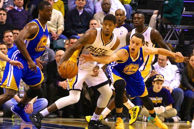 Golden State Warriors vs. Indiana Pacers: Live Score and Analysis