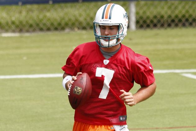 Dolphins Re-Sign Exclusive Rights Free Agent QB Pat Devlin