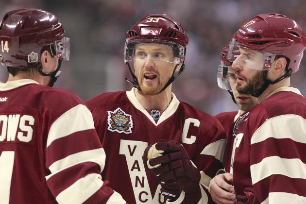 NHL Trade Rumors: Latest Buzz on Ryan Kesler, Ryan Callahan and More
