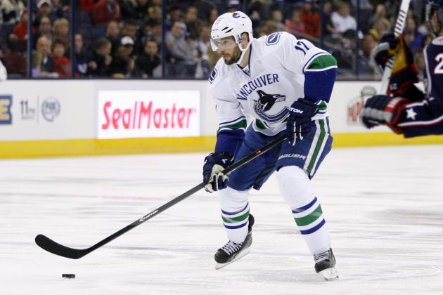 NHL Trade Rumors: Latest Buzz on Ryan Kesler, Ryan Callahan and More