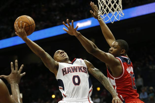 Don't Blame Jeff Teague for the Atlanta Hawks' Latest Losing Streak