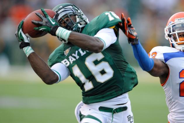 Tevin Reese NFL Draft 2014: Highlights, Scouting Report for Chargers WR