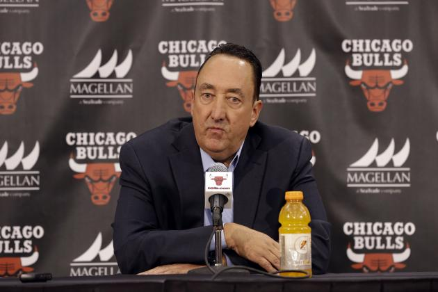 3 Changes Chicago Bulls Must Make During 2014 NBA Offseason